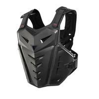 Breathable Foam Motorbike Riding Chest Vest Back Spine Protector Armor Gear