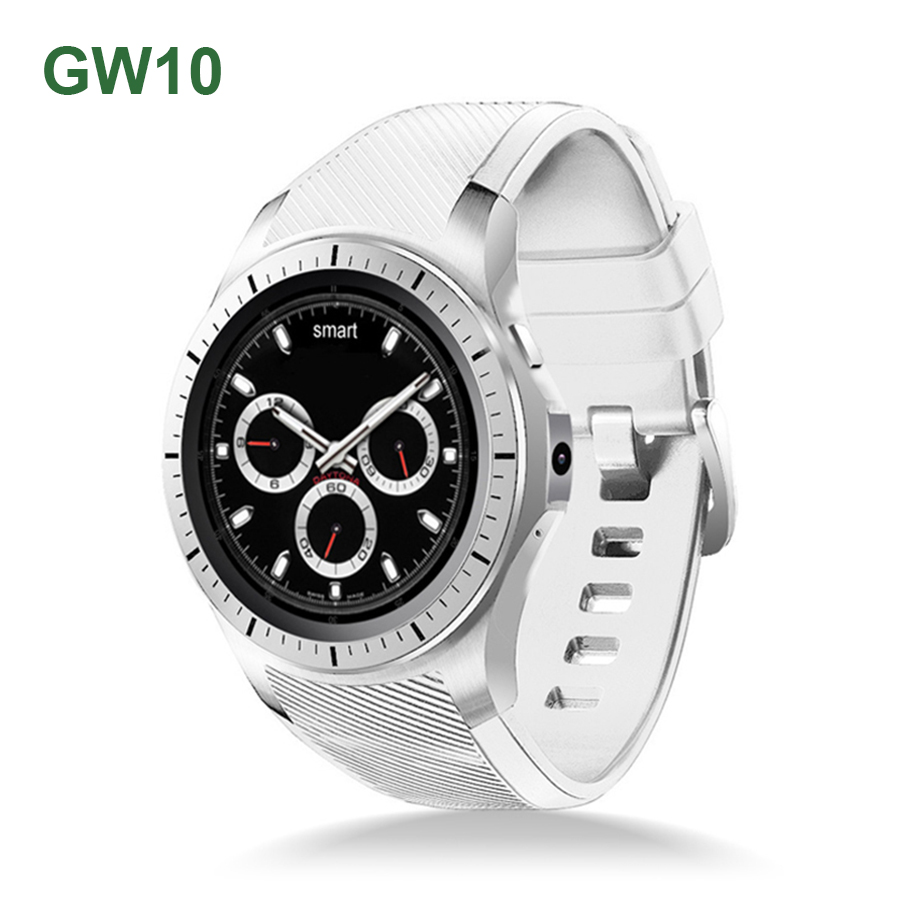 Smart Watch GW10 Android MTK6572 Smartwatch 512MB/4GB GPS Bluetooth WiFi Heart Rate Fitness Tracker Support 3G SIM Card PK DM98 heart rate smart watch wristwatch reloj inteligente z01 support 3g sim tf card wifi gps mp3 mp4 fitness traker bluetooth camera