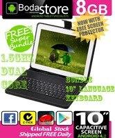 10.2 8GB Boda GOOGLE ANDROID Jelly Bean 4.4 TABLET PC CAPACITIVE SCREEN E READER PAD TAB