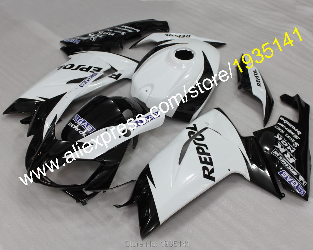 Hot Sales,New Cowling kit For Aprilia RS125 Bodywork Kit 2007 2008 2009 2010 2011 RS 125 07-11 ABS Fairing (Injection molding)