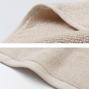 Image 5 - Youpin ZSH toalla antibacteriana Original de fibra de algodón, absorbente, 2 colores, 34x72cm, toalla de mano suave para la cara del baño para la familia H34
