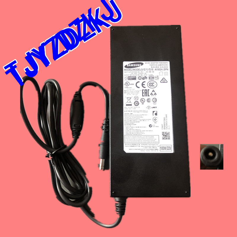New And Original For Samsung Power Adapter A10024_EPN BN4400794A 22.0 V - 4.54A Single Needle