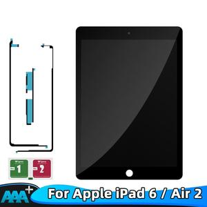"""9.7"""" LCD For Apple iPad 6 Air 2 A1567 A1566 100% AAA+ Grade LCD Display Touch Screen Digitizer Assembly Replacement parts(China)"""