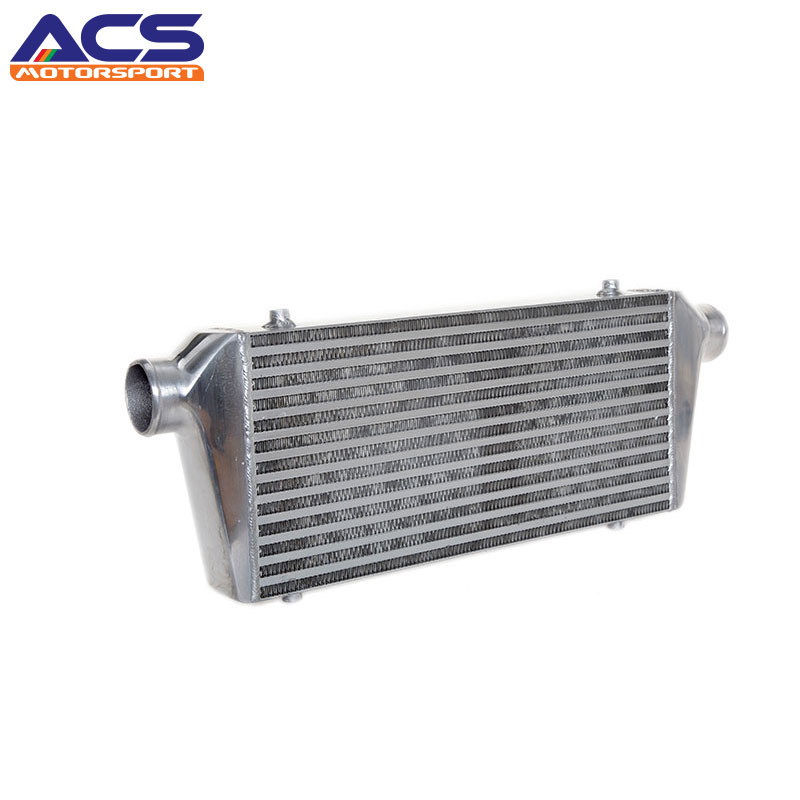 UNIVERSAL INTERCOOLER BAR AND PLATE DESIGN CORE SIZE 480x230x65MM 2.5 INCHES ONE SIDE INLET/OUTLET epman universal 3 aluminium air filter turbo intake intercooler piping cold pipe ep af1022 af