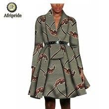 2018~2019 new style  African dress pure cotton ankara print fabric wax AFRIPRIDE dashiki bazin riche S1824024