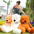 Kawaii 80 cm Gigante Oso de Peluche de Peluche de Felpa Brinquedos Bebé Regalo Niñas Juguetes de La Boda Y el Cumpleaños Decoración Del Partido Gran Ted