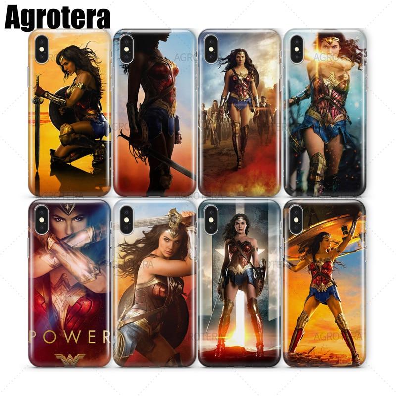 Wonder Woman Diana Prince iphone case