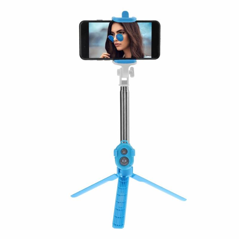 Handheld Extendable Tripod Monopod Camera Phone Selfie