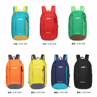 2017 5 Colors Fashion Ultra Light Durable Unisex Shoulder Bag Outdoor Hiking Camping Travel Backpack Nylon