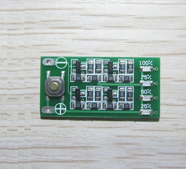 3S 11.1V 12V 12.6V Lithium Battery Capacity Indicator Module Lipo Li-ion Power Level Display Board 3 Series 9-26V 5v 1a lithium battery charging board charger module li ion led charging board