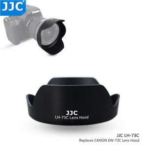 Image 3 - JJC Camera Lens Hood for Canon EF S 10 18mm f/4.5 5.6 IS STM replaces EW 73C