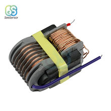 15KV Frekuensi Tinggi Boost Converter Inverter Tegangan Generator Coil Arc Generator Plasma Langkah Up Power Inverter Modul(China)