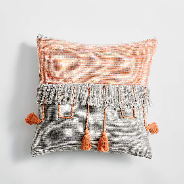Nordico Cable Knit Cushion Cover