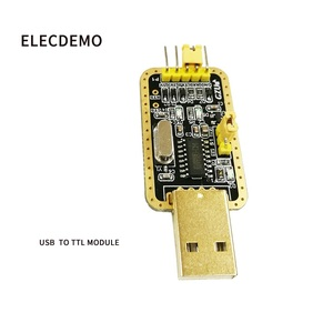 Image 5 - Temperature Collector Module Transmitter Type K Thermocouple TTL RS485 0 1024 degrees MODBUS