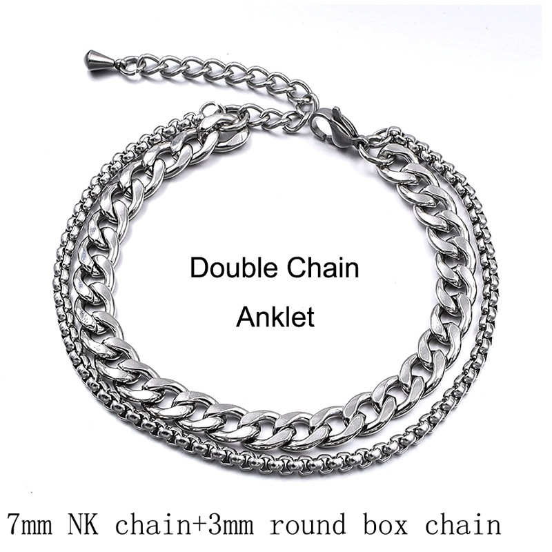 7mm NK Double Chain