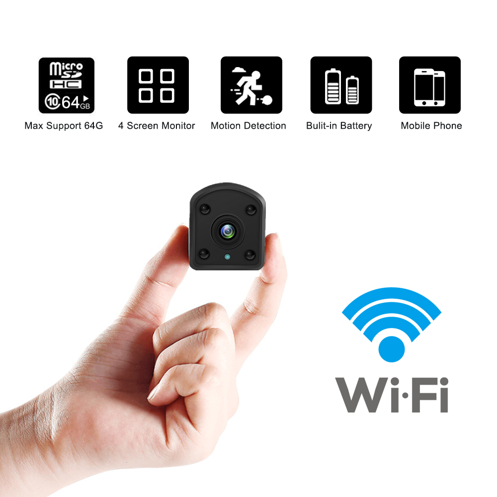 IP Camera WIFI Wireless Built-in Battery 960P HD Infrared Night Vision Surveillance CCTV Camera P2P Motion Detection APP BlueCamIP Camera WIFI Wireless Built-in Battery 960P HD Infrared Night Vision Surveillance CCTV Camera P2P Motion Detection APP BlueCam