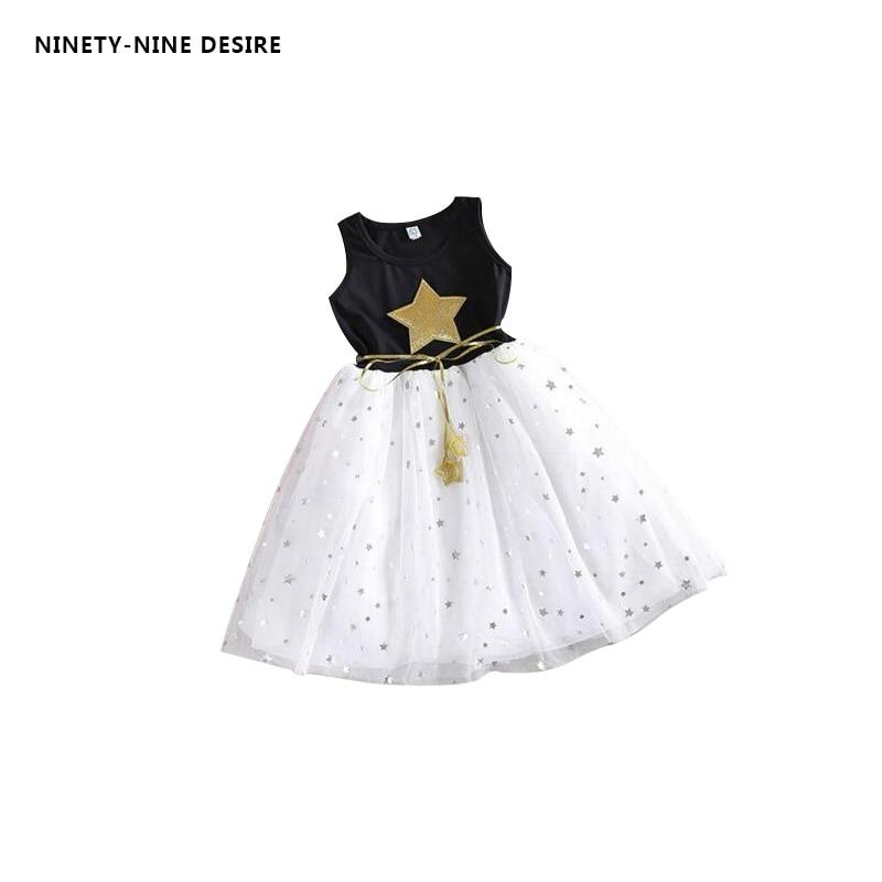 Girls Dress 2017 Summer Sequin Dresses Kids Clothes Cotton Children's Clothing Christmas Dressparty Costume