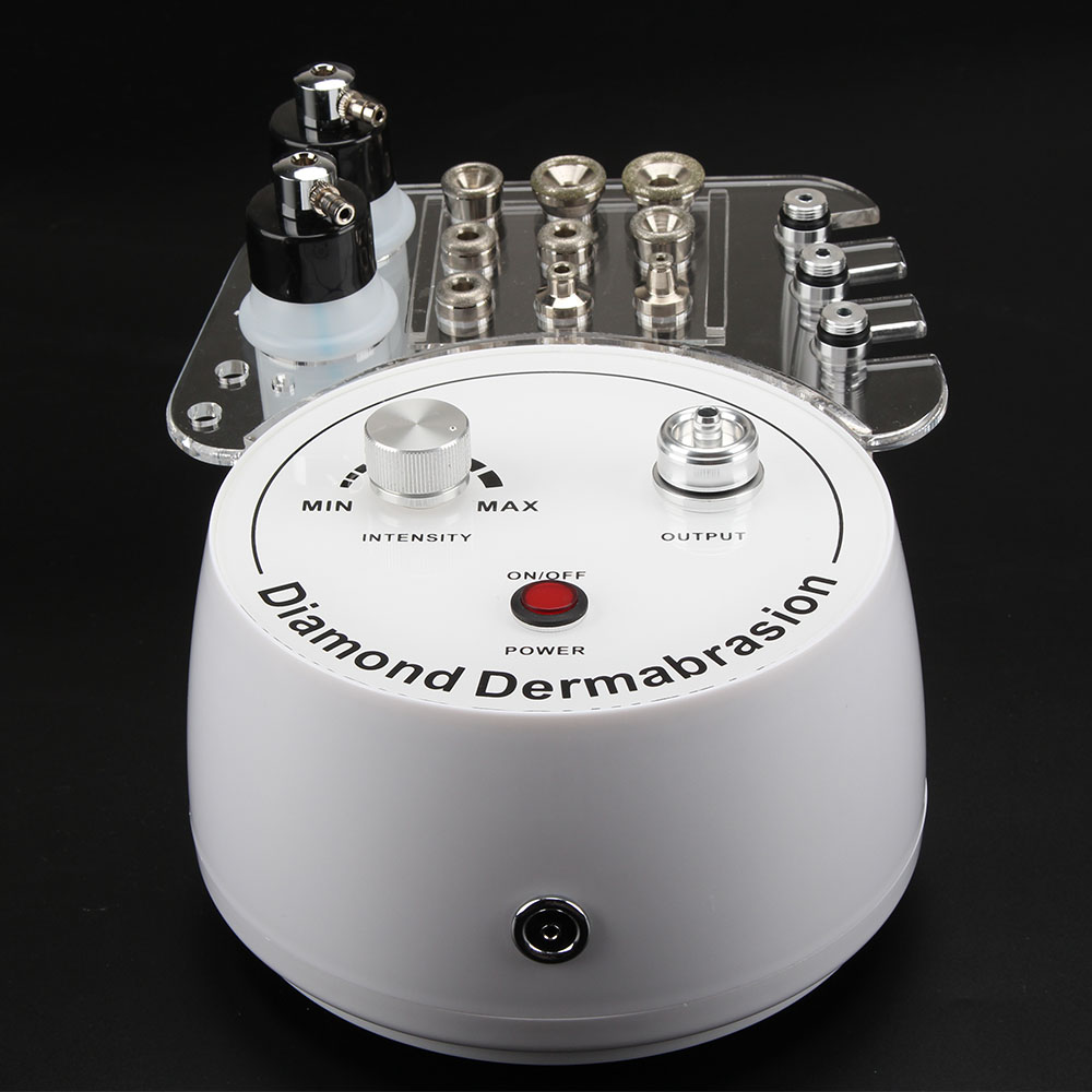 Multi-functional 3 In 1 Microdermabrasion Machine Diamond Dermabrasion