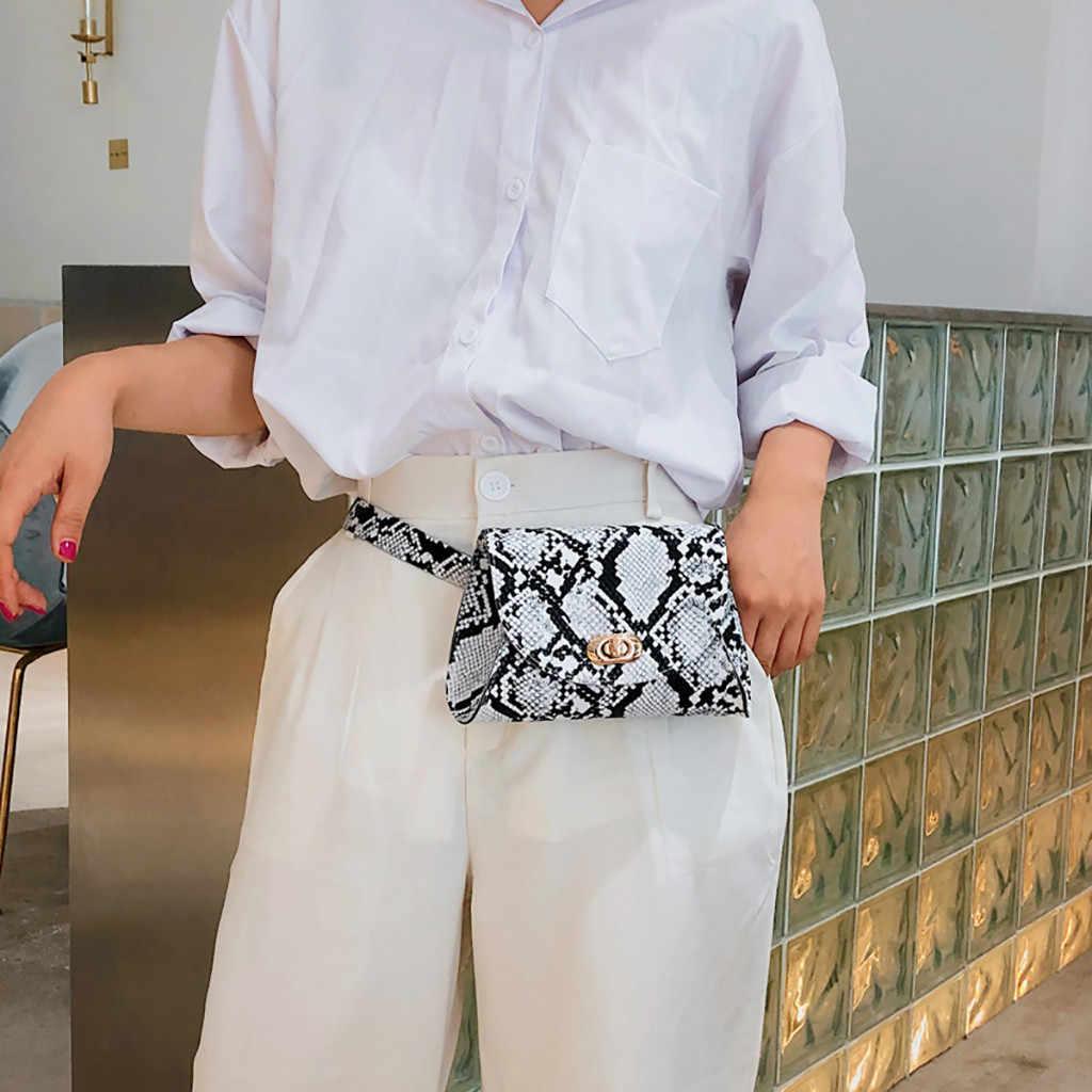 女性のハンドバッグ Pu レザーショルダーバッグ収納ポケット胸バッグスネーククロス野生のショルダーバッグメッセンジャーバッグクロスボディバッグ新