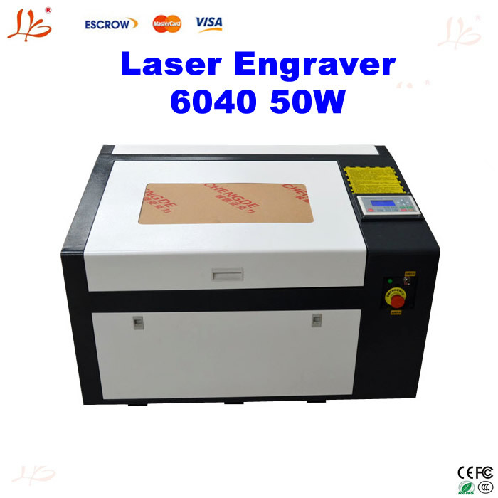 High Speed LY 6040 PRO 50W CO2 Laser engraver machine, DSP off line control supported, engraving speed 0-900mm/s promoitalia пировиноградный пилинг pro plus пировиноградный пилинг pro plus 50 мл 50 мл 45%