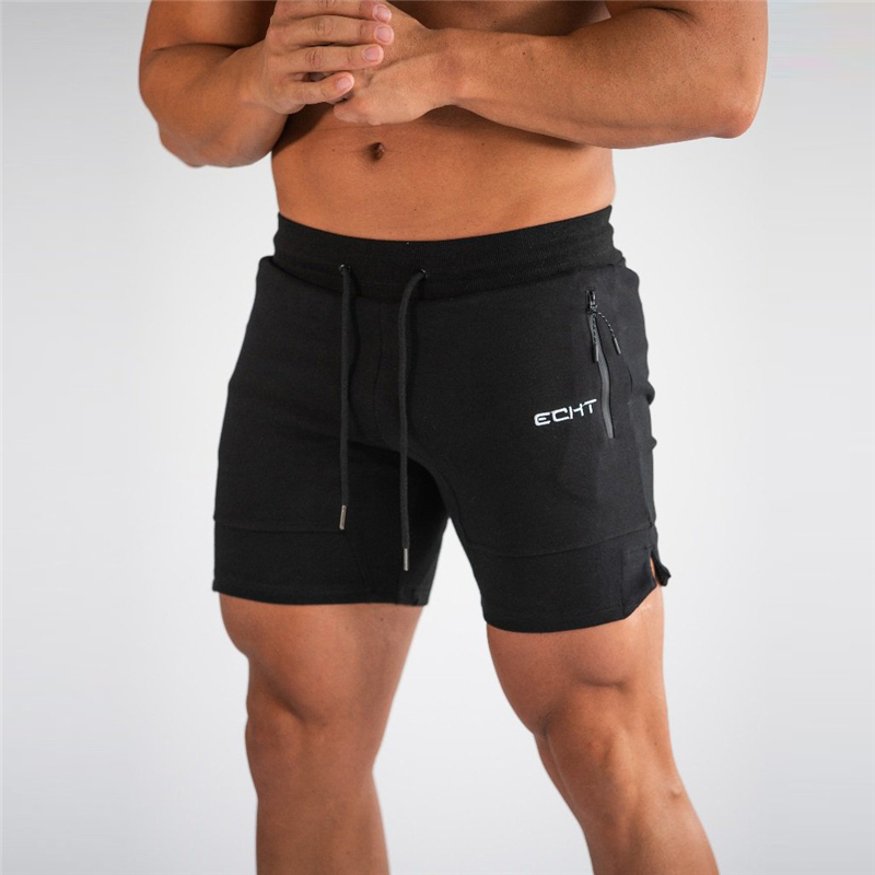Men's Lace-up Fitness Fast Drying Board Shorts Jogger Men's Swimming Trunks Summer Men's Gym Fitness Beach Shorts Bermuda Shorts