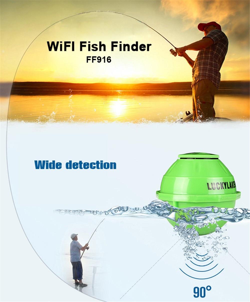 Localizadores de peixe