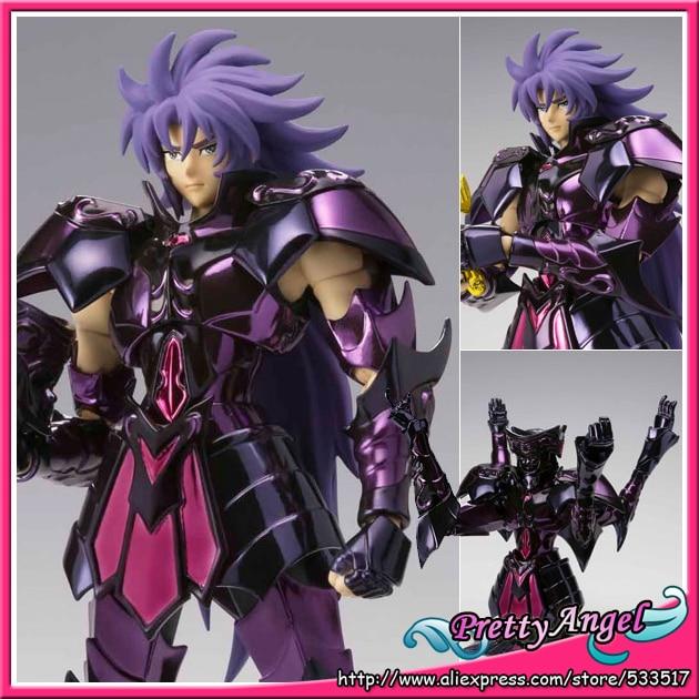 PrettyAngel - Genuine Original Bandai Tamashii Nations Saint Cloth Myth EX Gemini Saga Surplice Action Figure стоимость