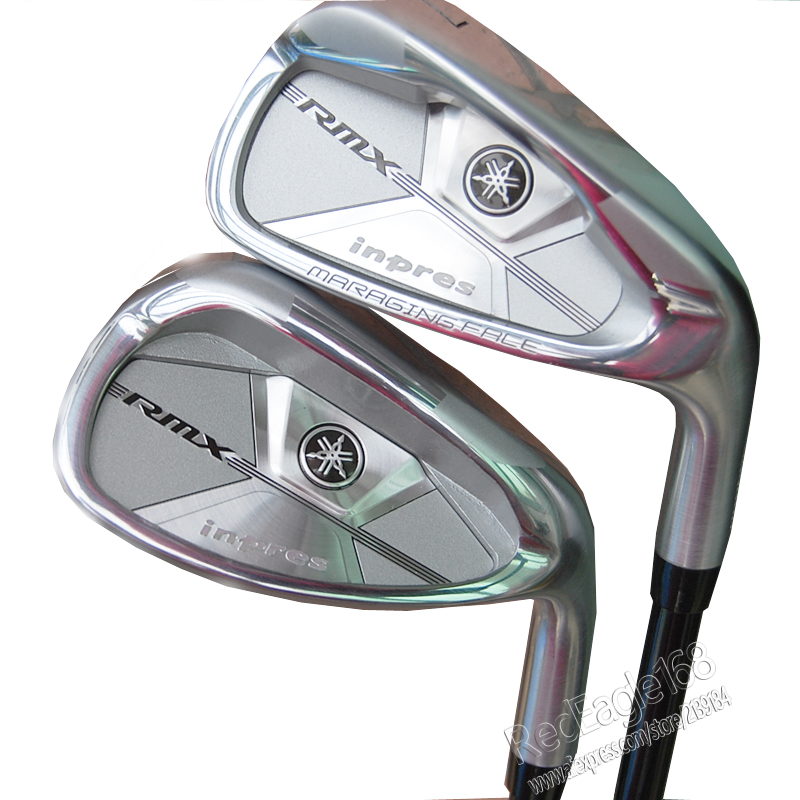 Подробнее о Cooyute New mens Golf Clubs RMX Inpress Golf irons set 4-9.P.A.S  irons clubs with Graphite Golf shaft  Free shipping cooyute new mens golf clubs honma is 02 5 star irons clubs set 4 11 aw sw golf irons with graphite golf shaft free shipping