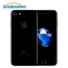 Used Original Apple iPhone 7 2GB RAM 32/128GB IOS 10 Touch ID LTE 12.0MP Camera Apple Quad-Core