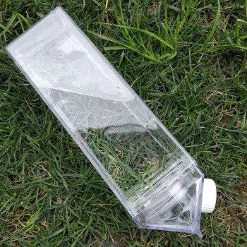 My 500ml Outdoor Sport Kitchen Transparent Milk Water Bottle Drinkware Creative Climbing Tour Hiking Adults Sport Water Bottles 5