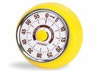 Mechanical Kitchen Timer 60 Minutes Cooking Timer Home kitchen Decoration Yellow Countdown Reminder Alarm Clock