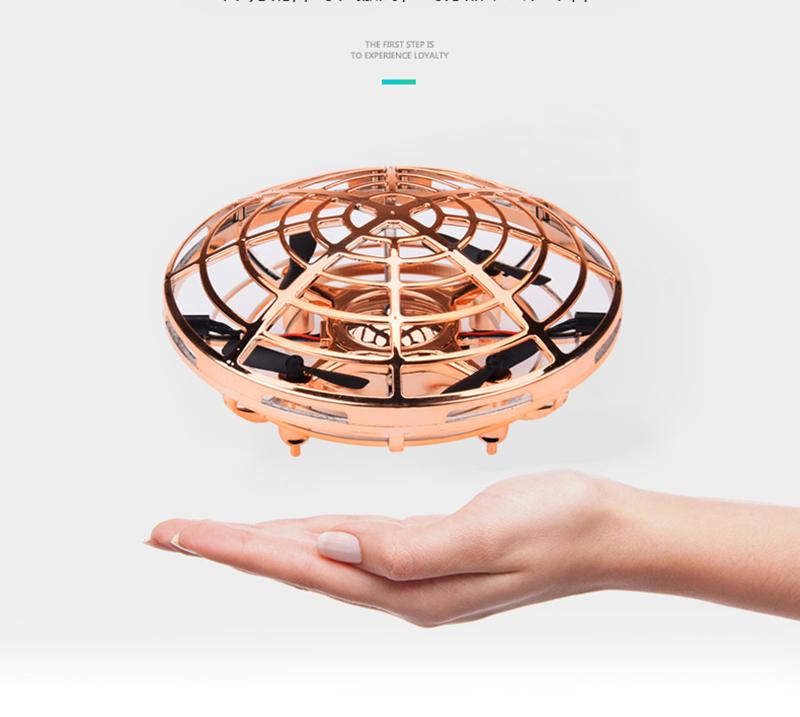 Mini Drone UFO helicóptero de juguete 2
