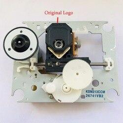 Oryginalny i nowy KSM-213CCM KSM213CCM 213CCM KSS-213C KSS213C CD soczewka lasera z mechanizmem na płytę cd lub vcd