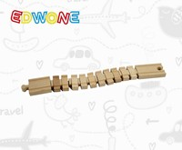 Wooden Variable Orbit Railway Pack Fit Thomas And Brio Wooden Train Educational Boy Kids Toy Christmas