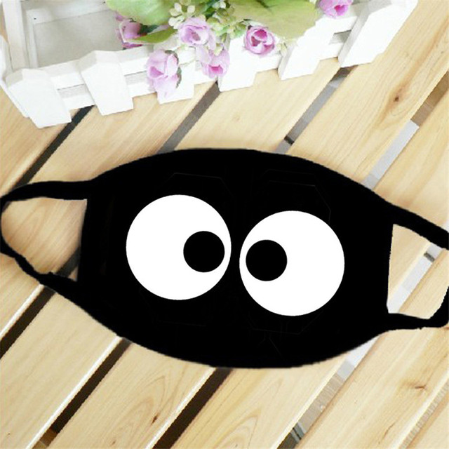My Neighbor Totoro Japan Anime Mouth Face Mask Dustproof Breathable Women Men Cotton Riding Mask Fashion Accessories 1