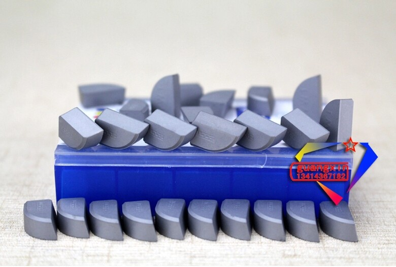 ابزار چرخش YG6 A315 sanyinghe برای چاقو 40 قطعه / تعداد ابزار جوشکاری ابزار تبدیل کاربید برنز ابزار برش پره های خارجی