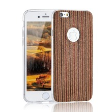 for iPhone5 5s SE 6 6s 6Plus 7 Wood Case for Samsung J1 J3 A3 A5 Wood Grain Phone Cover for Huawei P8 P9 Lite Phone Case