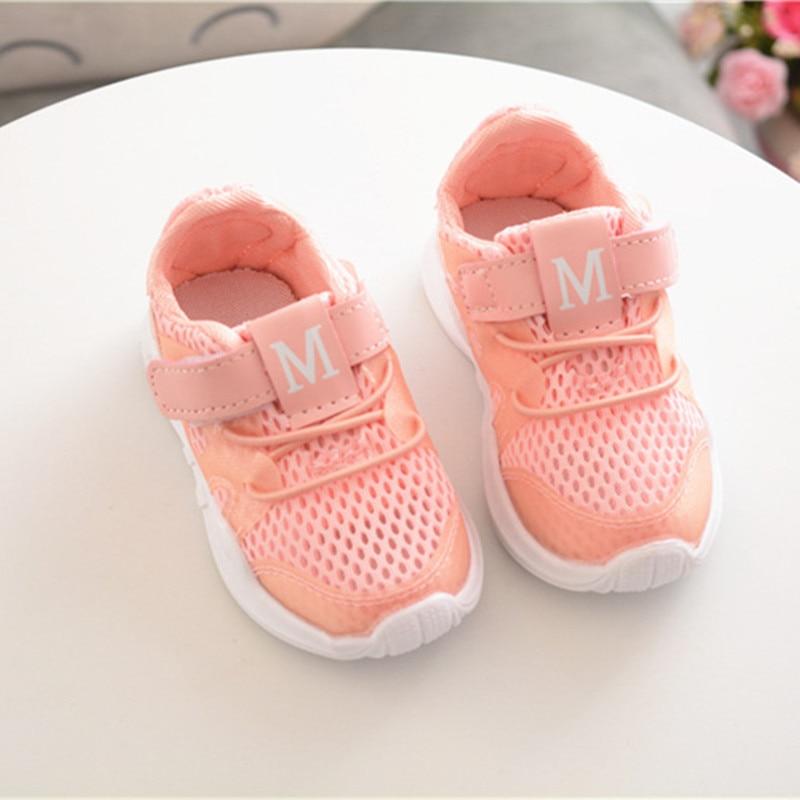 Zomer Kinderen Schoenen Voor Baby Jongens Meisjes Kinderen Casual - Kinderschoenen - Foto 2