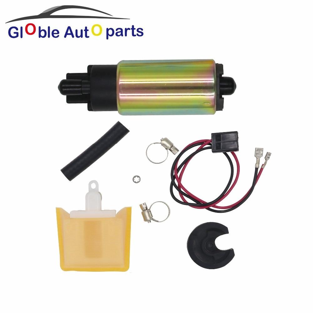 12v new high peformance electric fuel pump install kit for car dodge jeep cherokee dakota grand cherokee wrangler 97 04 ga7154