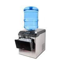 Bottled Water Ice MAKER Machine Portable Home Mini Ice Machine Ice Maker
