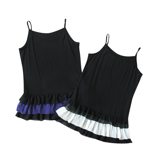H40-454 2013 spring and summer fashion cascading 0.16kg small vest
