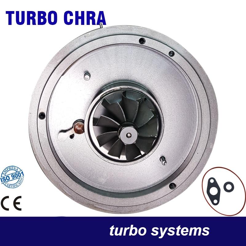 Turbocompresseur LCDP Base 756867 03G253019L Cartouche GT1646V 765261 pour Audi/VW/Seat/Skoda 2.0 TDI-BMP /BMM