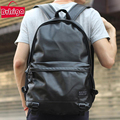BVLRIGA Men backpacks high quality rucksack men bag laptop backpack leather backpack travel bags big school bags for teenagers