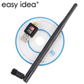 Wireless WiFi Adapter 5dB wifi Antenna 150Mbps Lan Wireless Network Card Portable USB WiFi Receiver Adaptador WiFi 802.11b/g/n