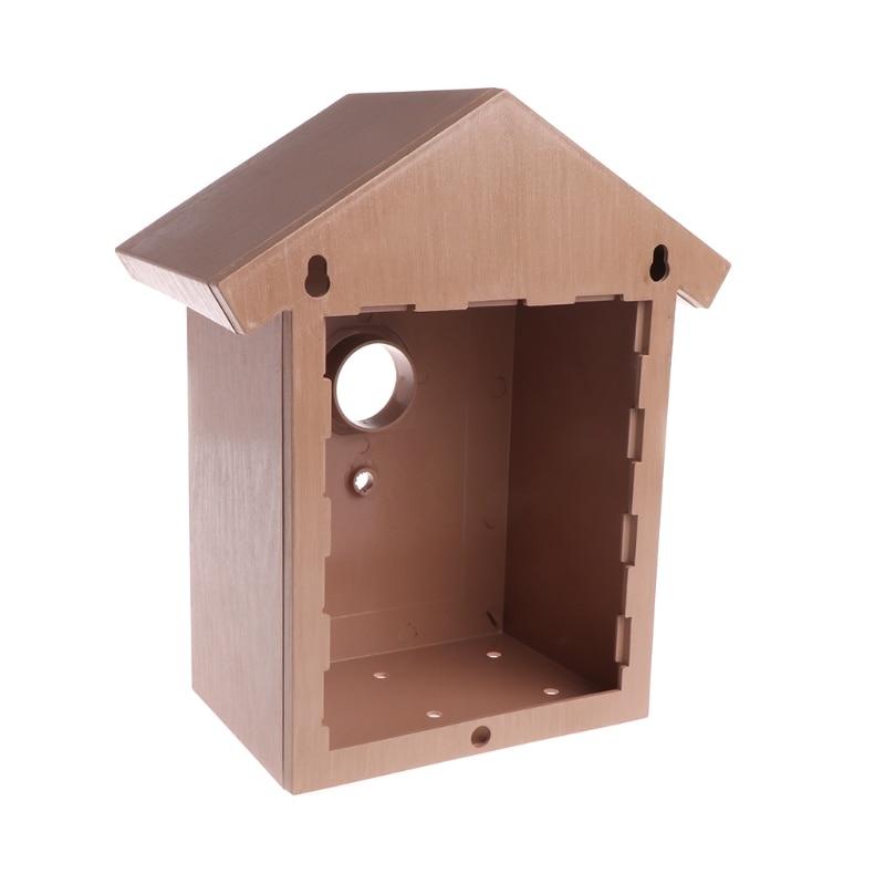 Птица дом Ласточка DIY Гнездо украшение дома открытый разведение cockatiels окно на крыше