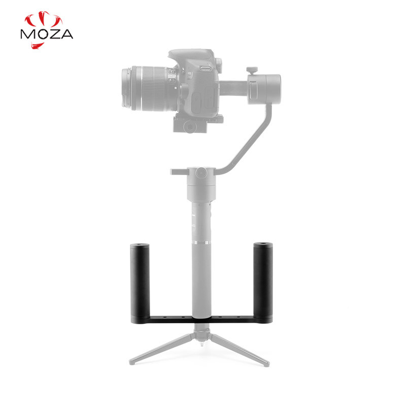 Moza Offical Dual handheld Extend handle For Moza Air Across Cameras Stabilizier Carrying Spare Parts кеды moza x moza x mo054ambfzf6