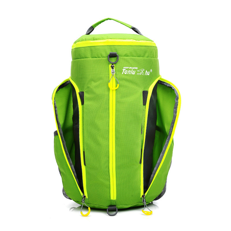 Viaggi Color orange Multifunzione Sport Nylon Outdoor Color blue green purple Color Color In Black yellow Color Pieghevole Color Impermeabile Packsack red A hot Trekking Zaino Unisex Di Pink Borse Spalla Campeggio 6Wff4qwdtn