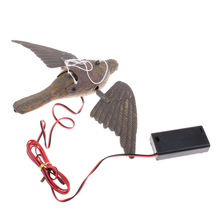 PE Outdoor Hunting Decoys Flying Bird Decoy Eagle Decoy Durable and Extremely Realistic Hunting Bait russia hunting decoys wholesale outdoor hunting remote control 6v plastic drake with magnet spinning wings from xilei