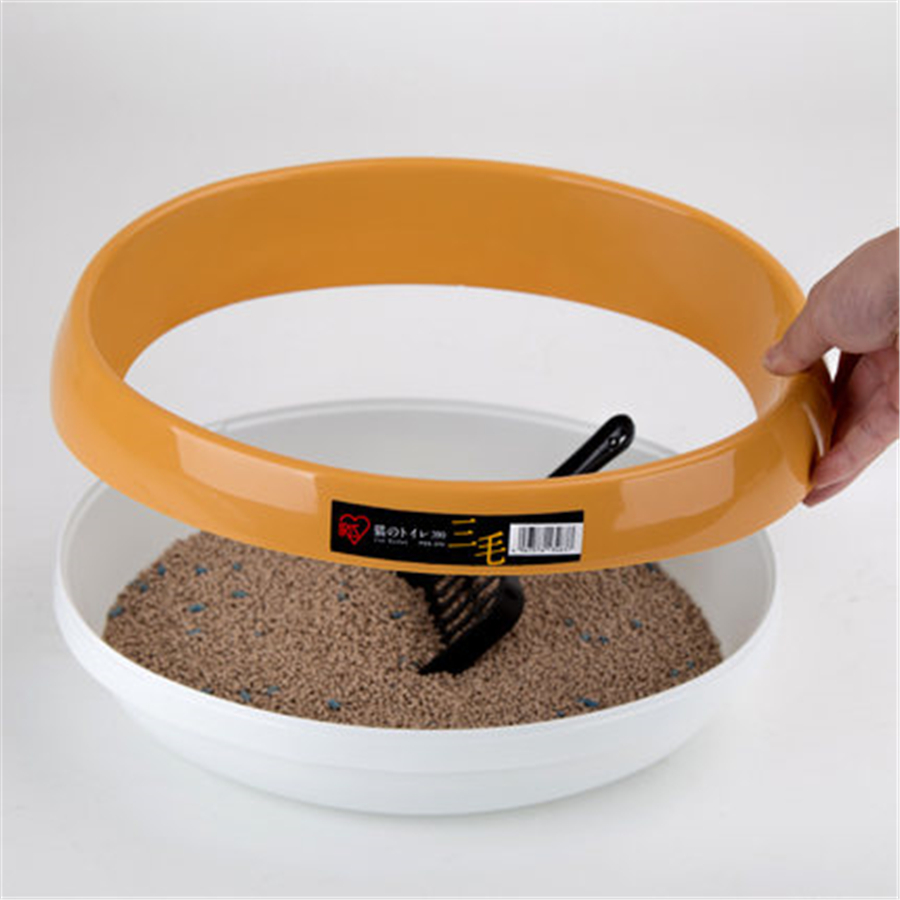 Indoor Pet Toilet Traning Cat Bedpans Cofre Katzen Puppy Sand Restroom Tray Toilet For Cats Dogs Litter Box Pet Wc QQV749