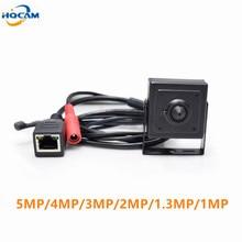 HQCAM 2.8 مللي متر عدسة كاميرا IP صغيرة 720P نظام الحماية المنزلي cctv مراقبة صغيرة hd الخارجية ميكروفون onvif 2.0 فيديو p2p كام